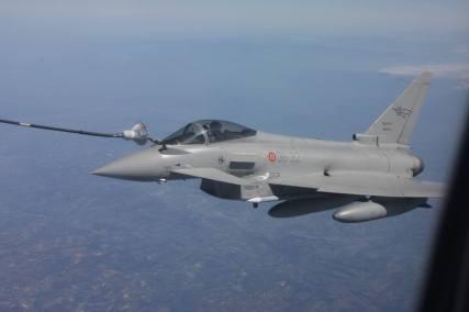 Northern Ice - Eurofighter Typhoon - Aeronautica Militare (6)