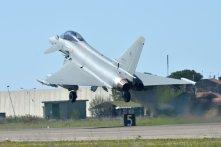 Northern Ice - Eurofighter Typhoon - Aeronautica Militare