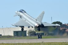 Northern Ice - Eurofighter Typhoon - Aeronautica Militare