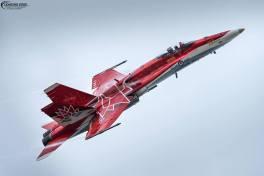 RCAF CF18 Demo Team - Special Color - 3