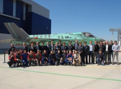 F-35B - FACO Cameri 4