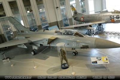TORNADO ADV - Museo Storico Aeronautica Militare (6)