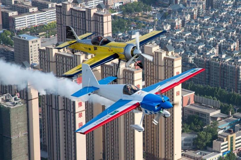 Doubleas Aerobatic Team - Bogdan Pop©