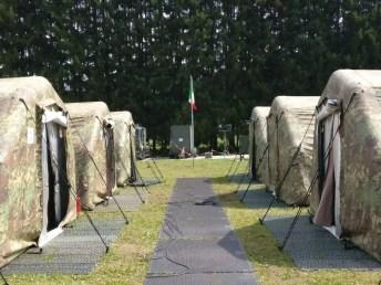 Grifone 17 - Aeronautica Militare - campo base_4