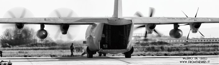 KC-130J - 46 Brigata Aerea - Aeronautica Militare