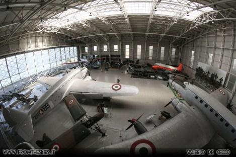 Museo Storico Aeronautica Militare - Hangar Badoni