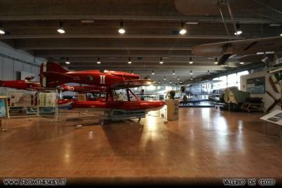 Museo Storico Aeronautica Militare - Hangar Velo