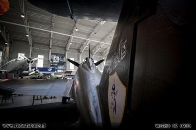 Museo Storico dell'Aeronautica Militare - Reggiane Re.2002 (7)