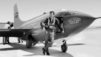 Photo of Oltre ogni barriera, Chuck Yeager oltre Mach 1