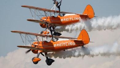 Photo of Breitling, addio alle sponsorizzazioni aeronautiche?