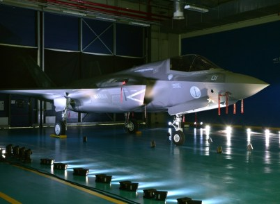 F-35B - Consegna alla Marina Militare (6)