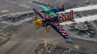Photo of Red Bull Air Race 2018: al via la nuova stagione!