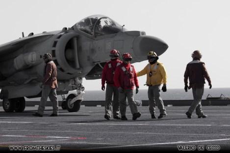 Nave Cavour e GRUPAER - Marina Militare - 2018 - (61)