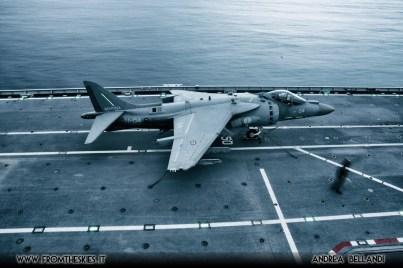 Nave Cavour e GRUPAER - Marina Militare -AS (1)