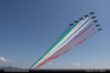 Frecce Tricolori sul Lago di Bracciano - 2018 (6)