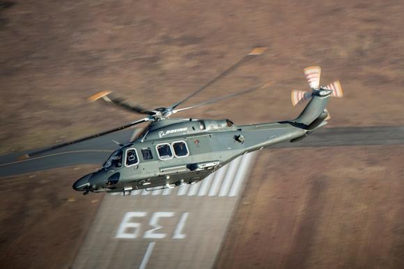 Leonardo MH-139