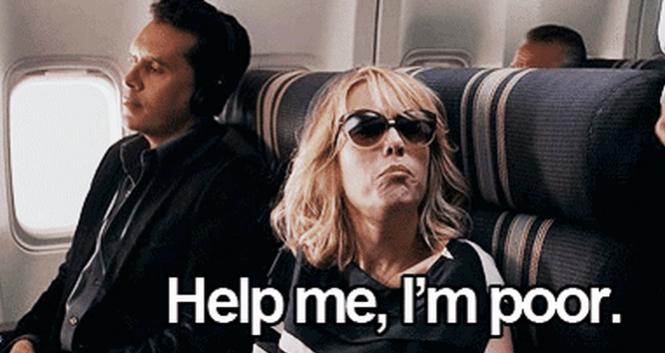 Kristen Wiig Help Me I'm Poor