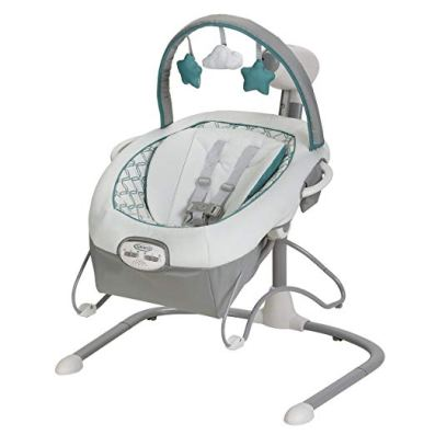 Graco Baby Swing & Bouncer Duet Sway