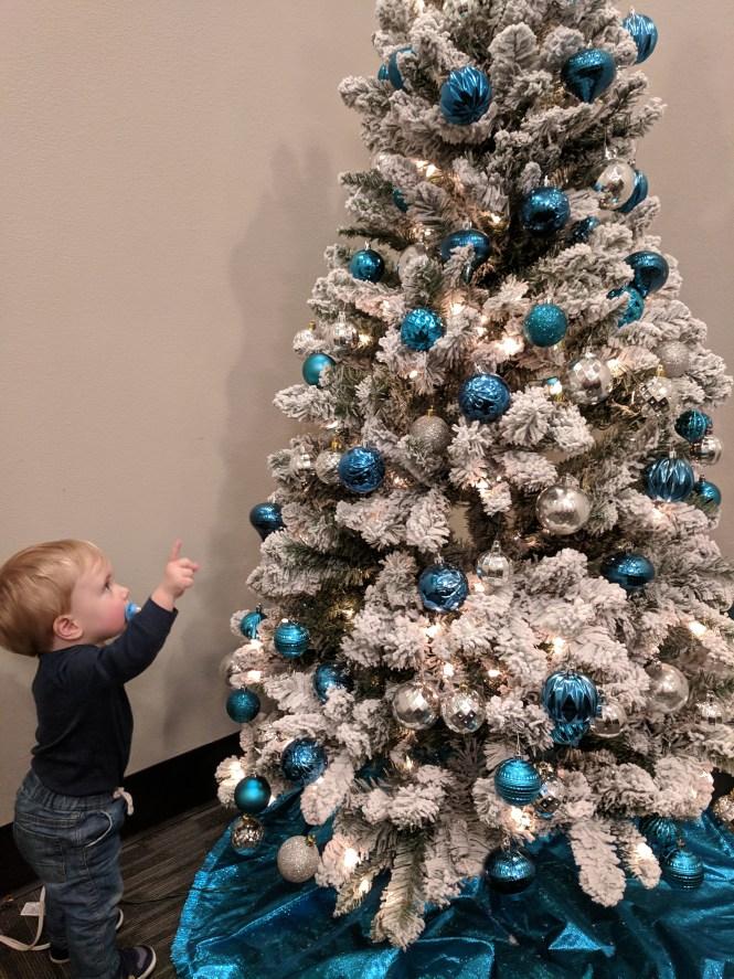 Henry James 2018 Christmas Tree