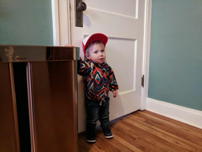 Henry James 16 Months Trucker Cap