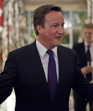 David Cameron (Fot.Harry Metcalfe/Wikimedia Commons)