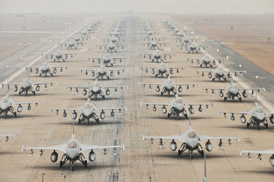 Zakup prawie 100 F16 z USA da nam przewagę nad Rosją