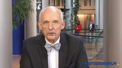 Korwin-Mikke wzywa wojsko do…przejęcia władzy w Polsce!