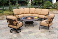 Cast Aluminum Patio Furniture - Fronheiser Pools