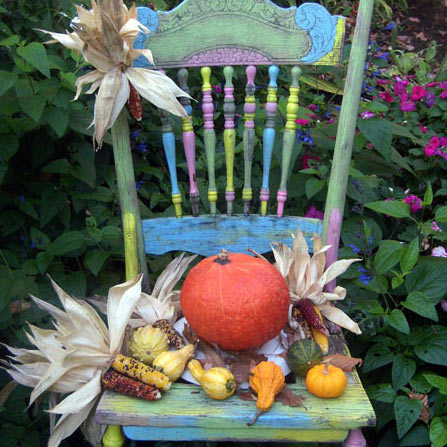 Fall Veggies Could Be Used To Decorate Your Kitchen And Any Outdoor E Too