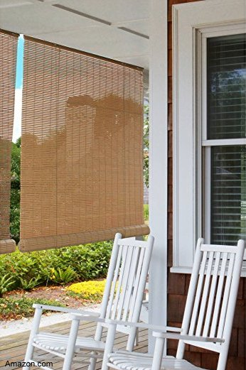 Porch Blinds  Porch Shades  Porch Awnings  Coolaroo Shades