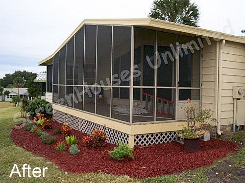 Enclose Screen Porch Windows