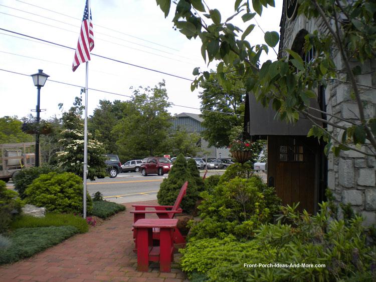 Winston Salem NC  Front Porch Ideas  Front Porch Pictures