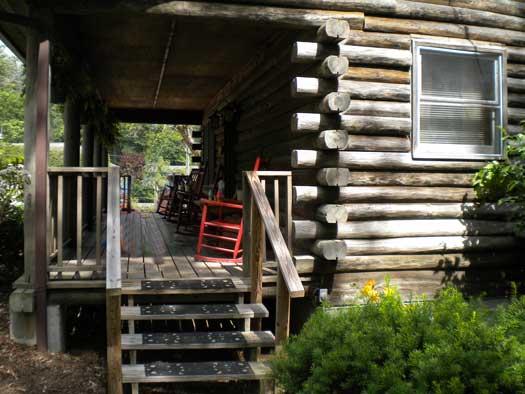 blowing rock nc front porch ideas