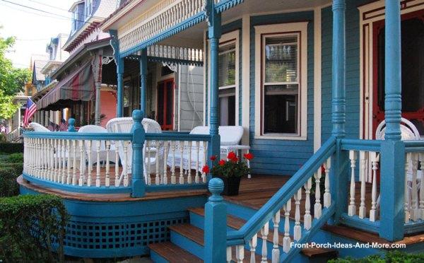 victorian porches style