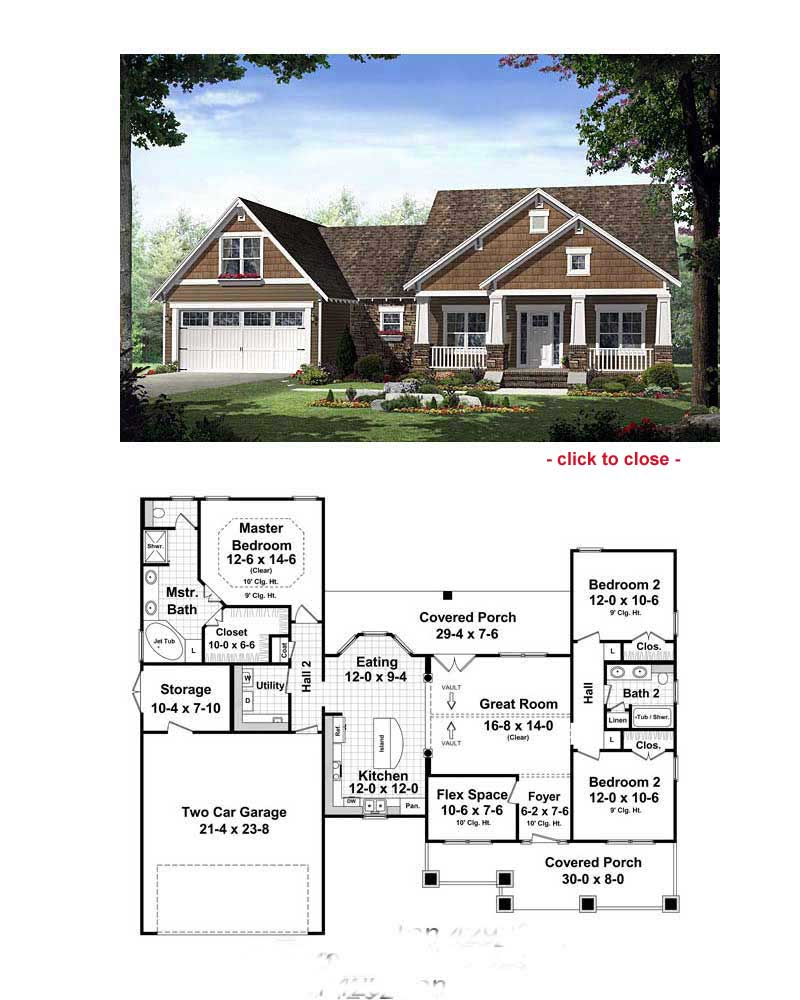 Type Of House: bungalow house plans