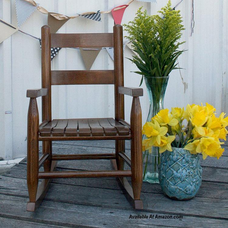 Rocking Chair Front Porch Design Ideas