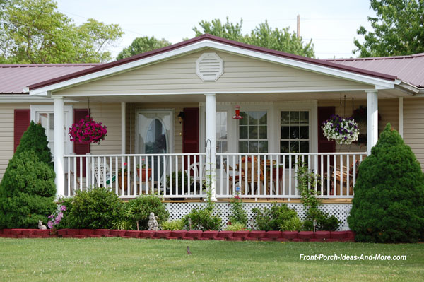 Exterior Mobile Home Improvements For Appeal And Value