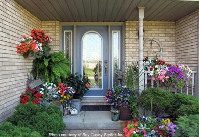 Decorating Ideas For Front Porches