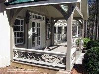 Mountain Laurel Porch Railings   Porch Railing Designs ...