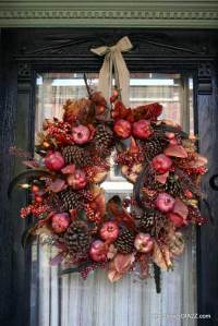 Front Door Wreaths To Beautify Your Home | Autos Post