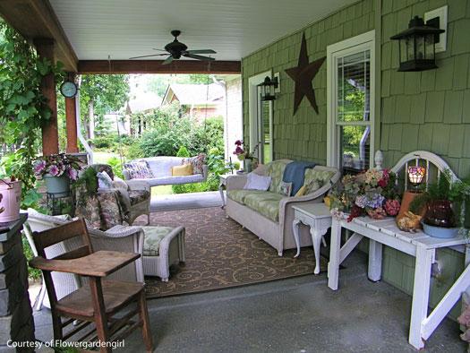 Porch Furniture  Porch Accessories  Outdoor Furniture