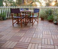 Interlocking Deck Tiles | Deck Tiles | Porch Flooring