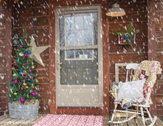 Christmas Decorating Ideas Country Home