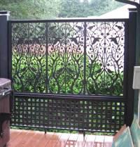 Fence Plans Lattice Plans DIY Free Download Portable ...