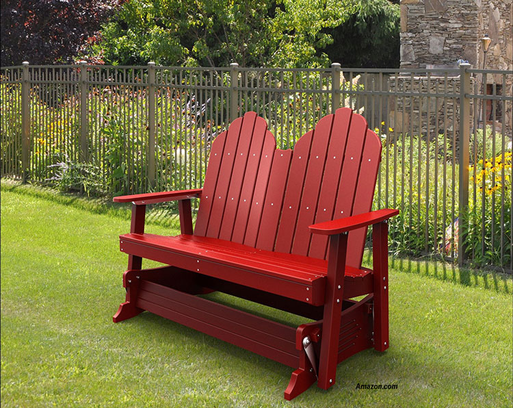 Outdoor Furniture Made Recycled Plastic