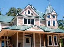 Metal Roof Material | Metal Roof Panel | Metal Porch Roof