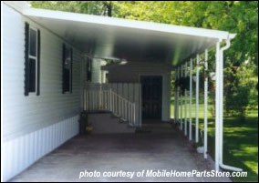 9 mobile home improvement ideas that