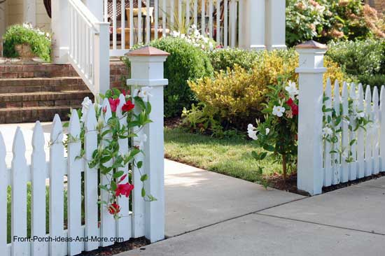 picket fence ideas instant