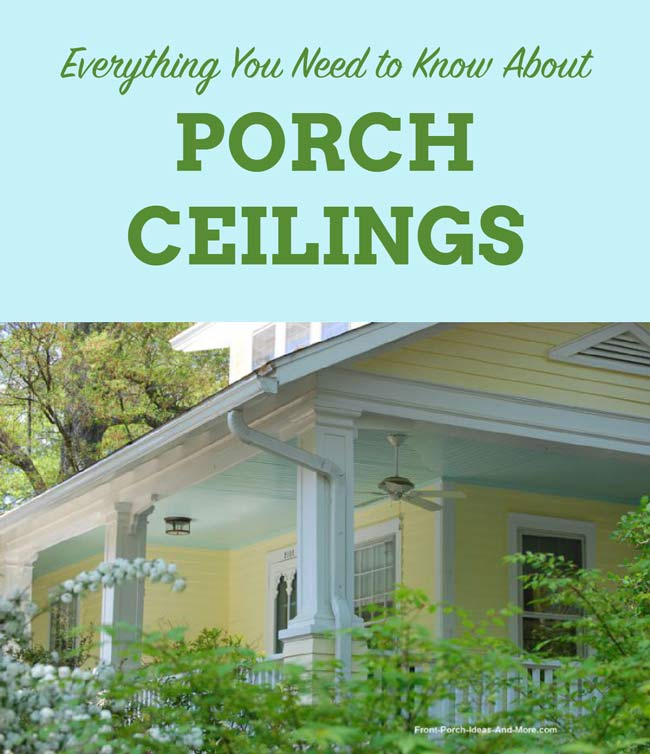 porch ceiling beadboard ceiling