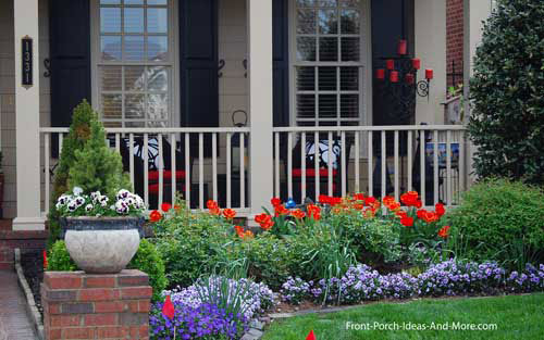 front porch appeal april